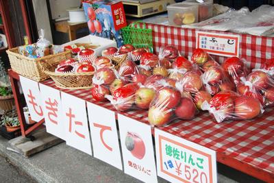 徳佐りんご園:中谷りんご園 - 山口県 山口 徳佐 りんご狩り バーベキュー : SL やまぐち号も見れるりんご園